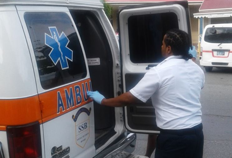 First-ever EMT training hosted in the BVI