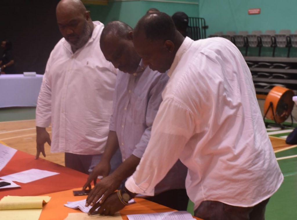 VIP disputes D6 ballot count, seeks recount for Samuel