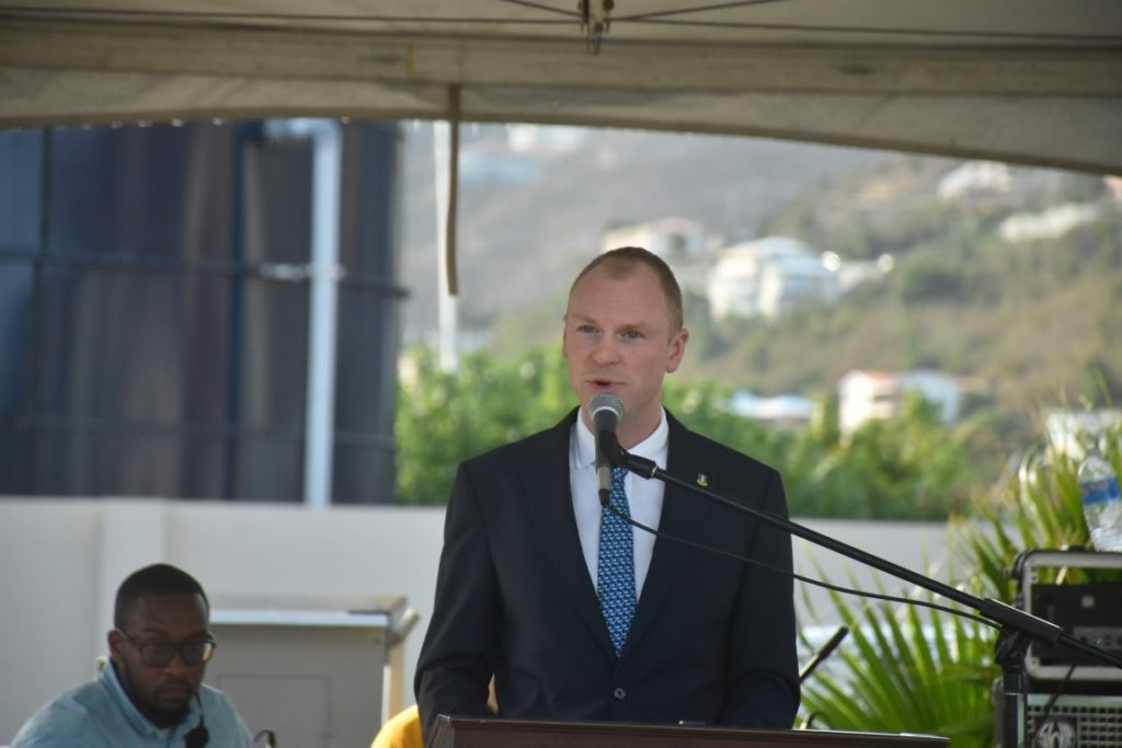 BVI can be a real model for green economies, says Governor