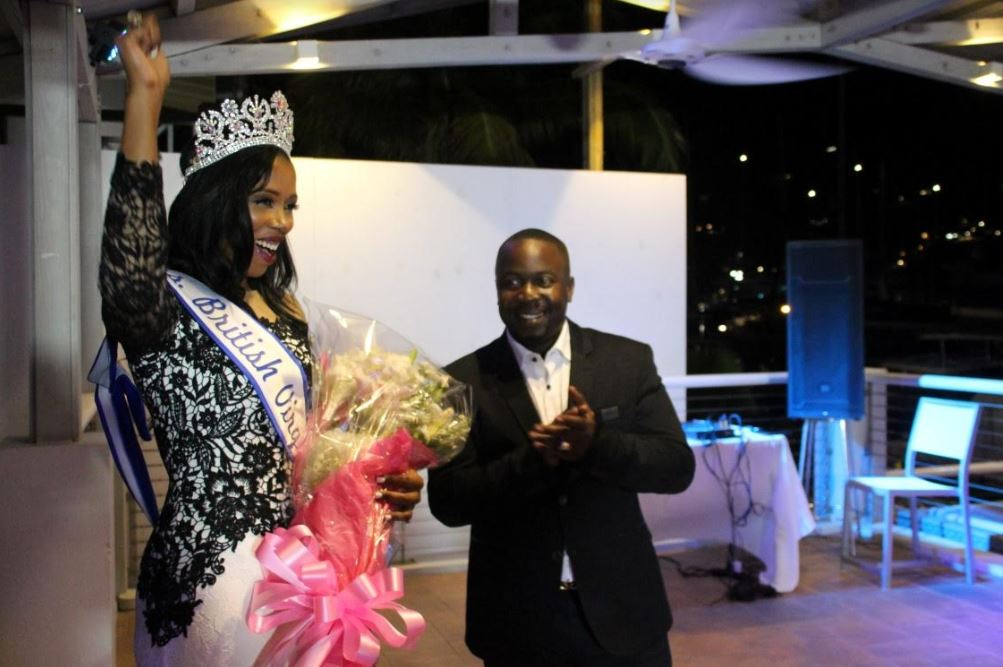 Shondrea Turnbull: Career mom, author crowned Mrs BVI