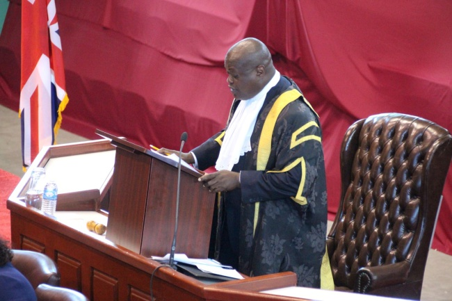 Law needed to override the 'unelected' governor — Speaker