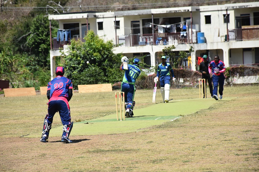 Records tumble at latest fixture of the 2019 T20 cricket tournament