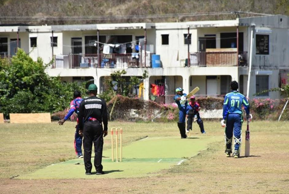 Cavaliers lead point standings in local T20 competition