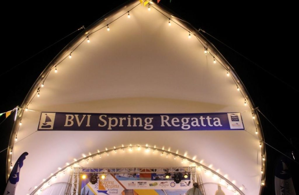 Businesses report high sales at 48th BVI Spring Regatta
