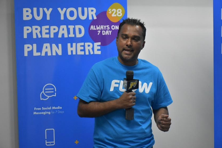 Flow now offering strictly gigabyte packages for smartphone users