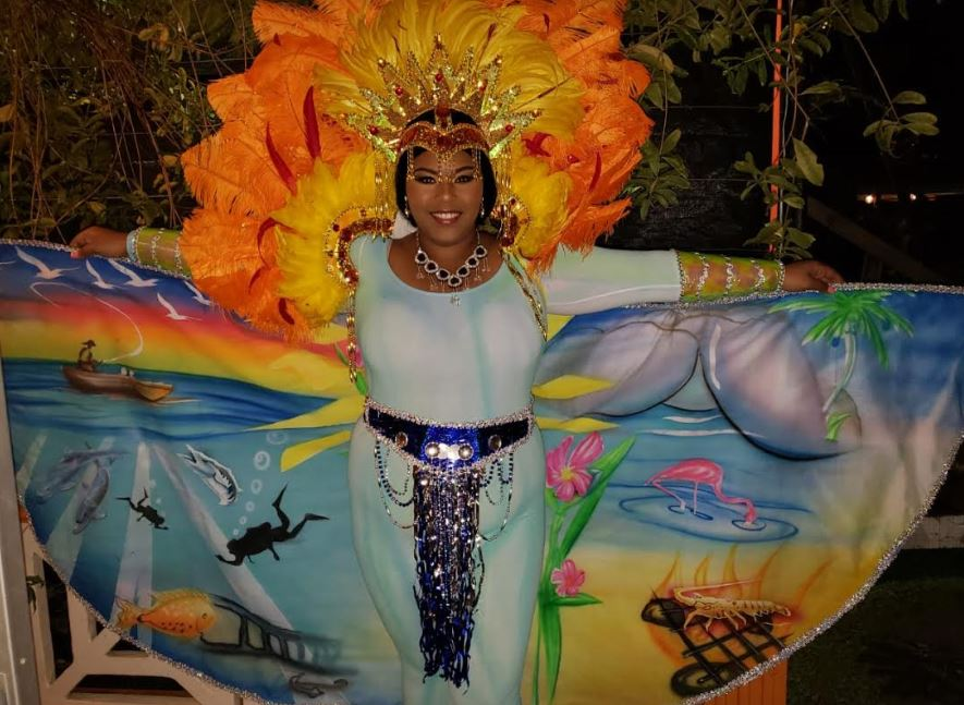 BVI named 2nd runner-up in global pageant
