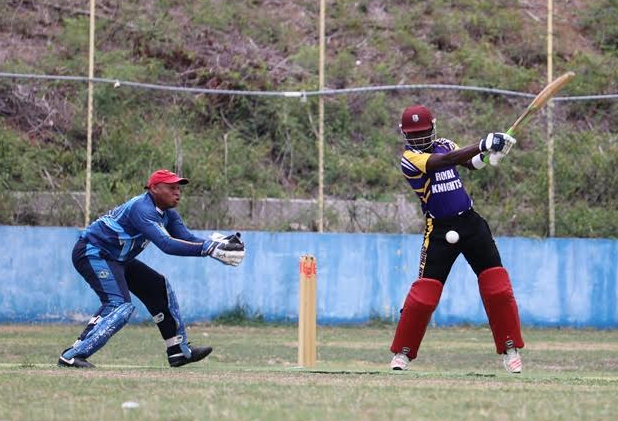 Royal Knights and Under the Tree draw first blood in 2020 T20 cricket competition