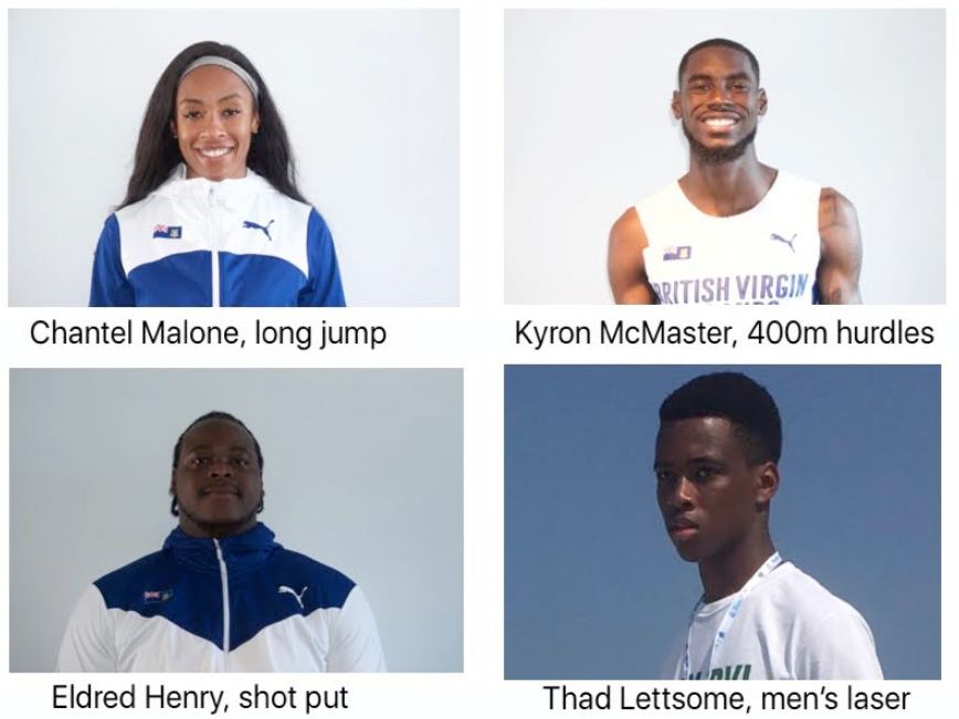 Four locals qualify for 2019 Pan Am Games