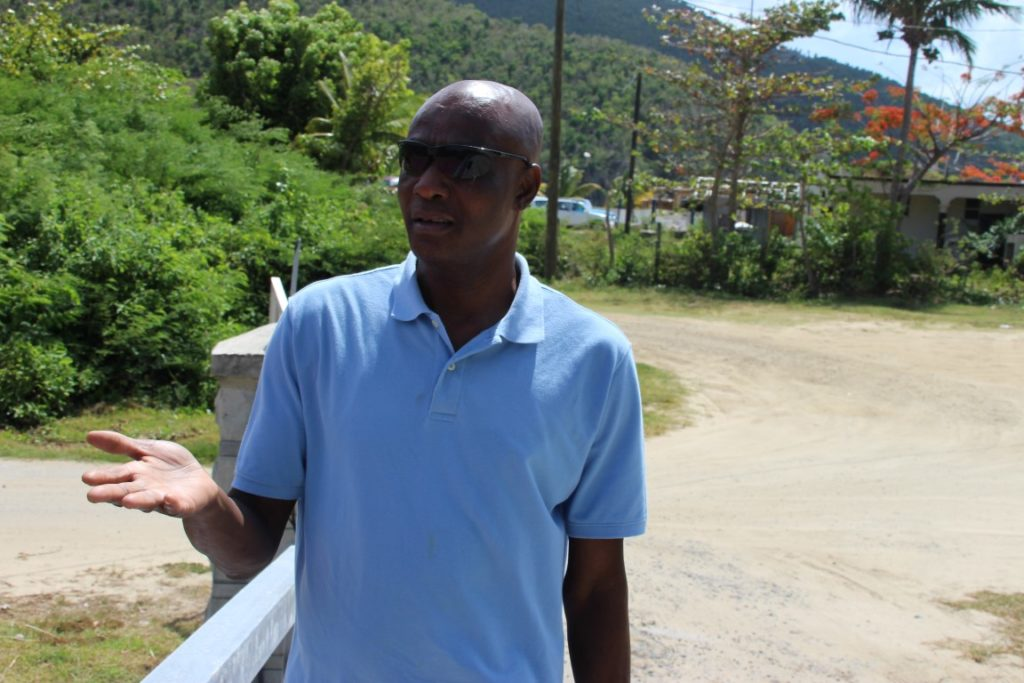 USVI releasing mosquitos into their territory will not impact BVI — Chief Env't Health Officer