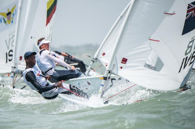 Sailor Thad Lettsome excited about Pan Am Games debut