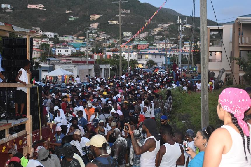 PHOTOS: Revellers flock East for Rise & Shine Tramp