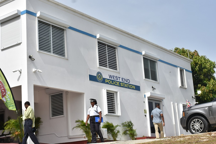 West End Police Station reopens: Commissioner calls for updated laws to improve public service