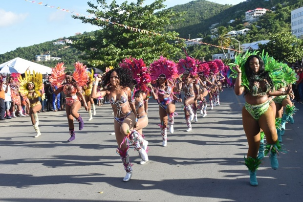 PARADE PHOTOS: VIBE, Showtime named joint Road March champs again