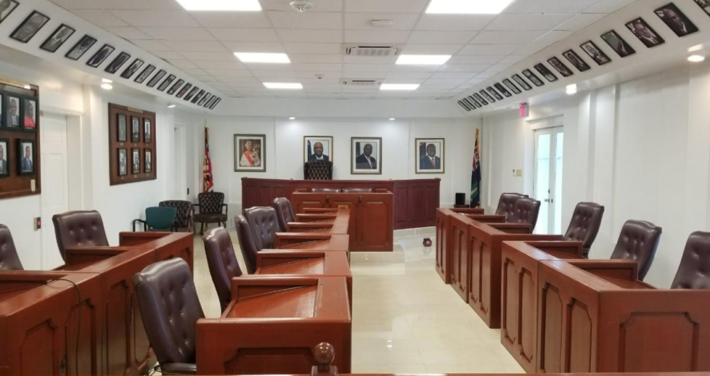 Legislator complains about HOA's old furniture, says facility resembles 'cattle shed'