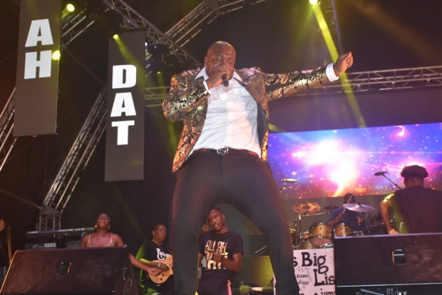 First-timer Ramon G wins the 2019 Soca Monarch competition - BVI News