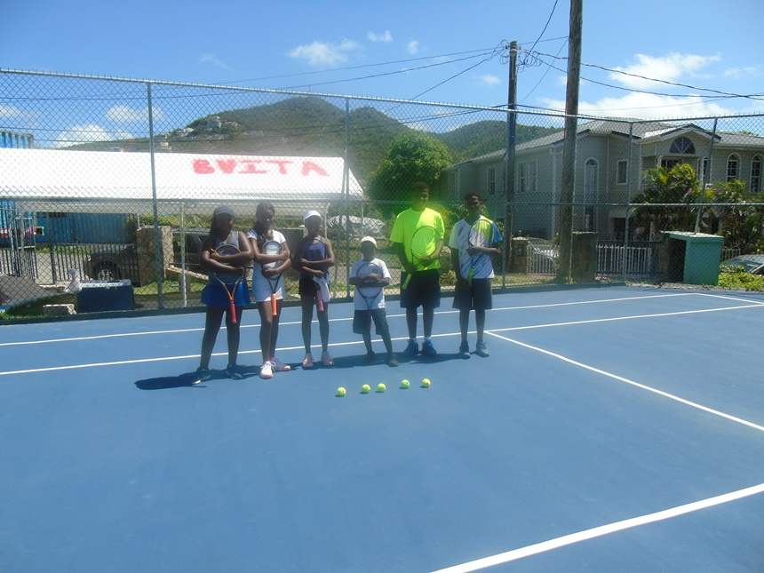 Six young locals to compete in junior tennis tournament in Puerto Rico