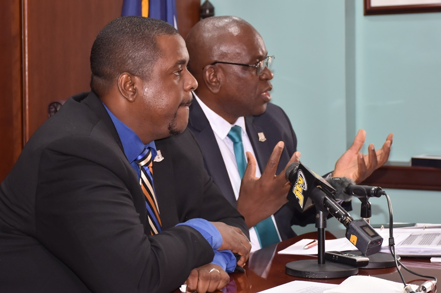 BVI on its way to signing on to UK's loan guarantee offer, says Premier