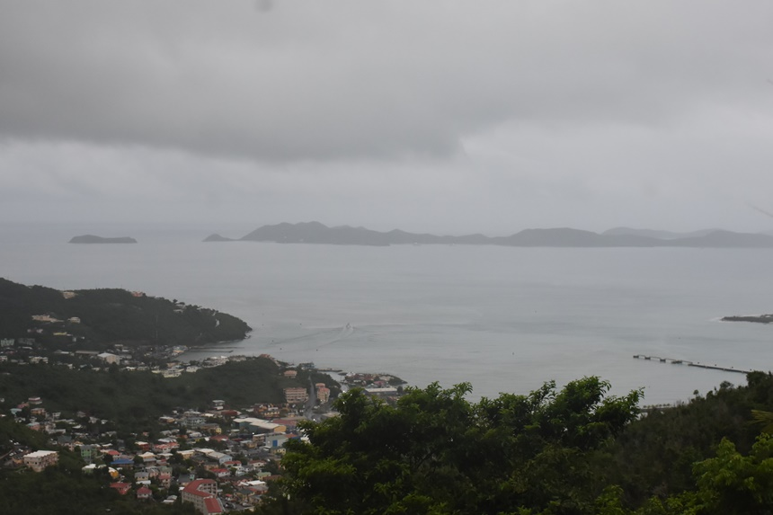 Storm warning lifted as Karen moves away | BVI to feel lingering effects, caution urged