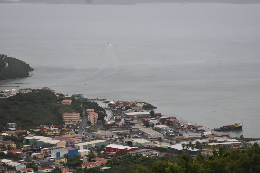 Climate Change Trust Fund Act to be amended to allow BVI more access to int'l funding