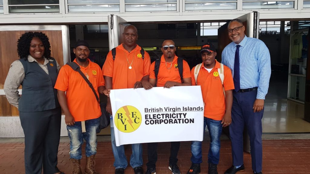 BVI grants Bahamas' request for BVIEC workers to extend time and continue assistance