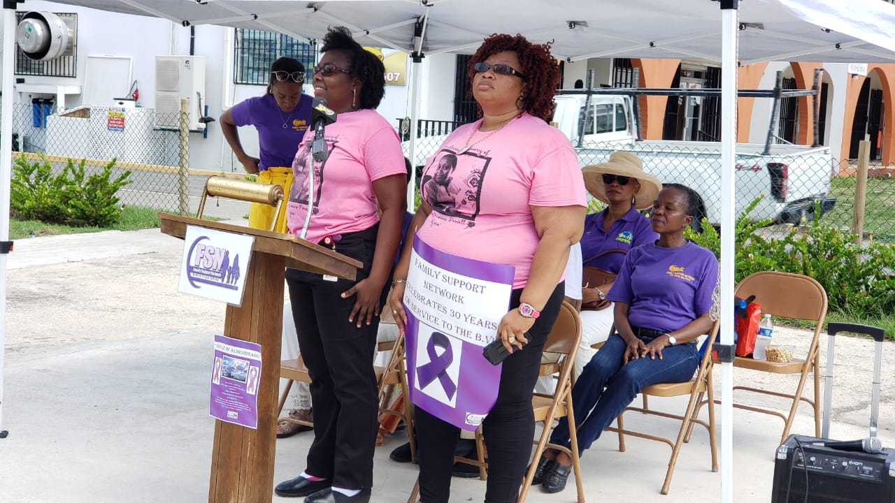 Grieving family of domestic  violence fatality speaks out, female legislators urged to act
