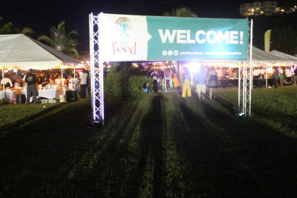 Taste of Tortola gets flavourful reviews as patrons flock event