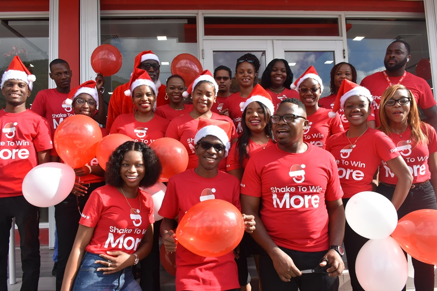 Digicel giving away $60K in cash and prizes this Christmas