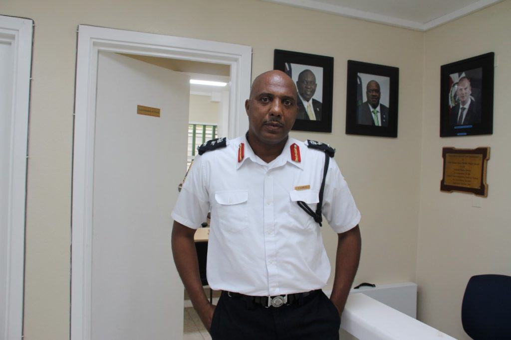 Shift in inmates behaviours seen with non-punitive disciplinary action — HMP boss