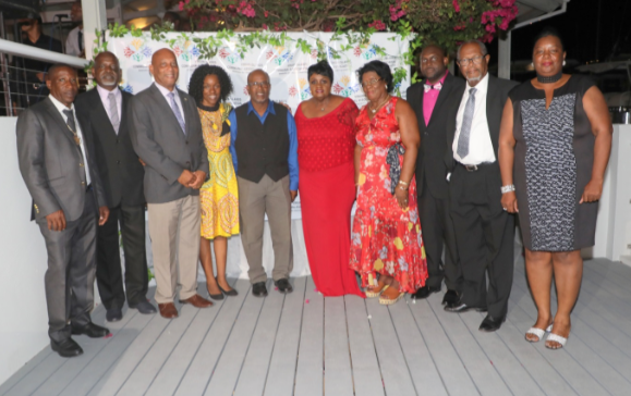 Seven locals honoured during launch of Virgin Islands Communal Association