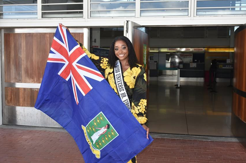 Bria Smith to reign as Miss BVI until 2021