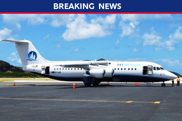 BVI Airways planes found! Reportedly sold twice since 2017