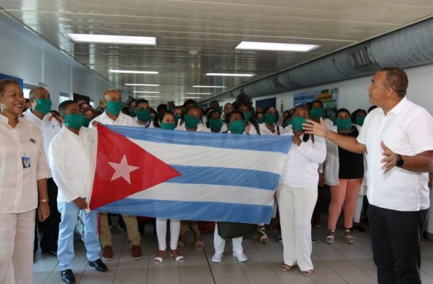 Cuban doctors invited to help BVI in COVID-19 fight — Premier