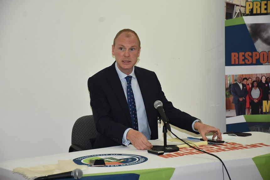 UK supports BVI's constitutional review | Jaspert in favour of debate on powers of governor