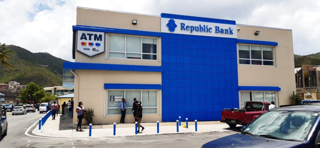 Republic Bank officially takes over!