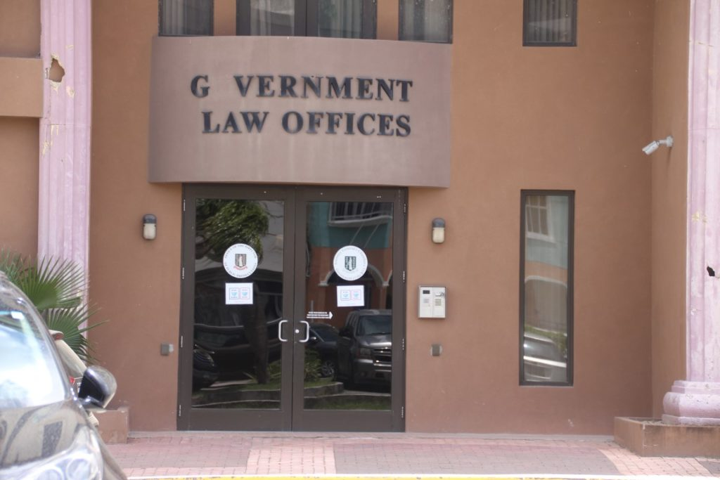 US citizens claim unfair, unsanitary detention in BVI! DPP denies it