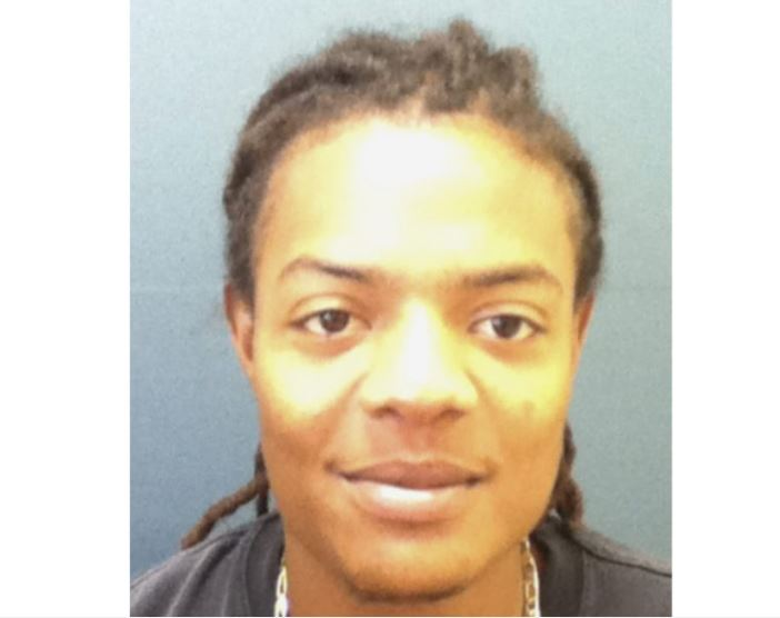 Nyron Erickson now in police custody