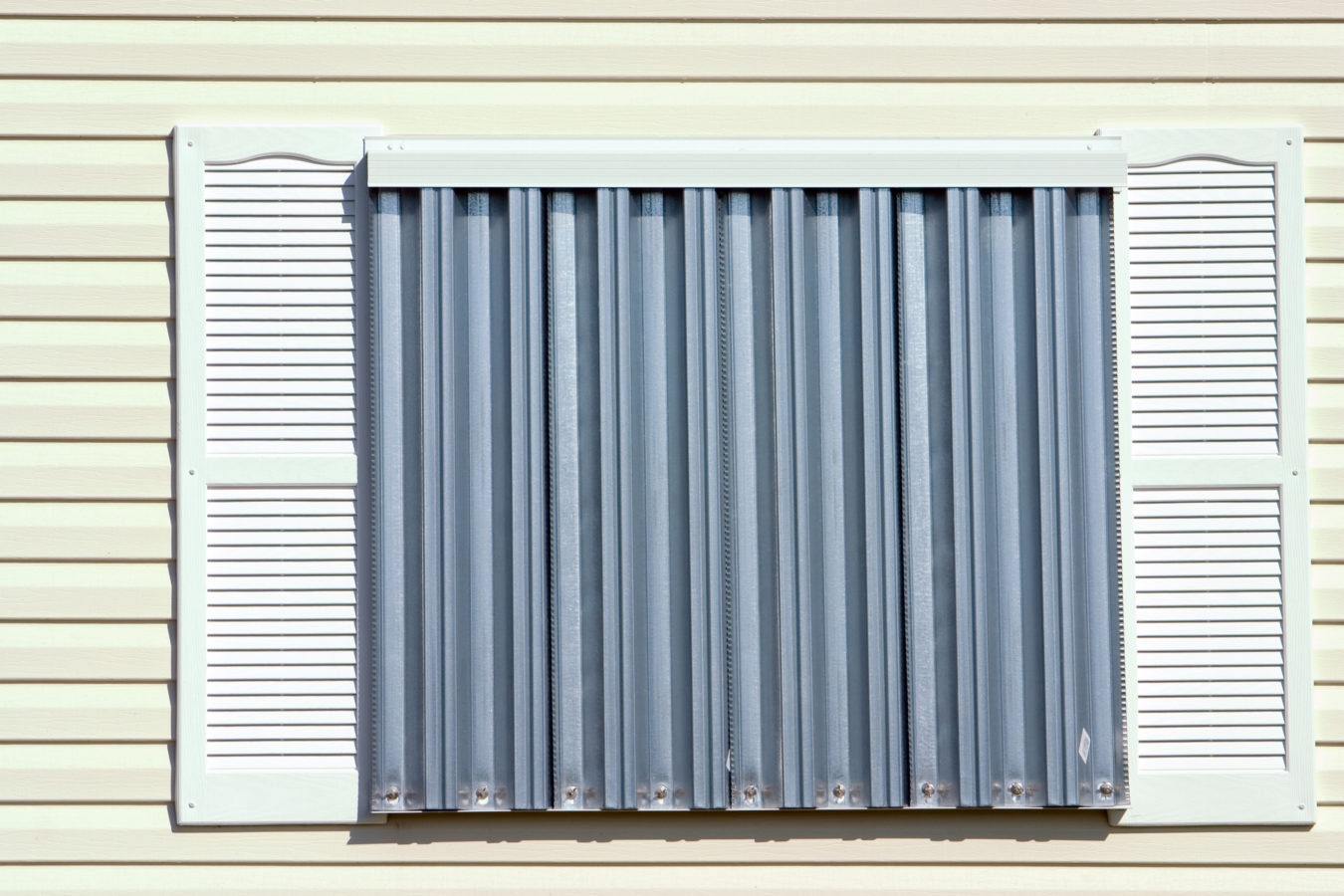 Gov't denies local manufacturing company from making, installing hurricane shutters during curfew