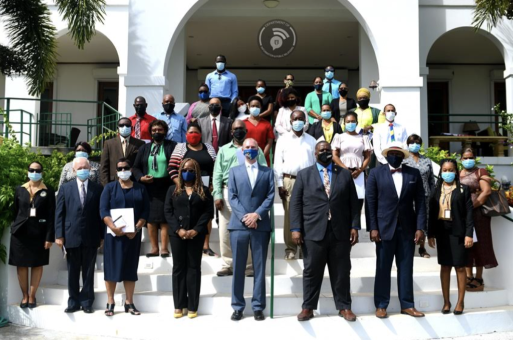 26 become BVI citizens! More to join