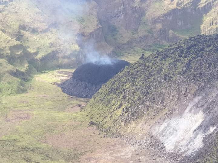 BVI stands ready to assist Vincentians as volcanic activity continues