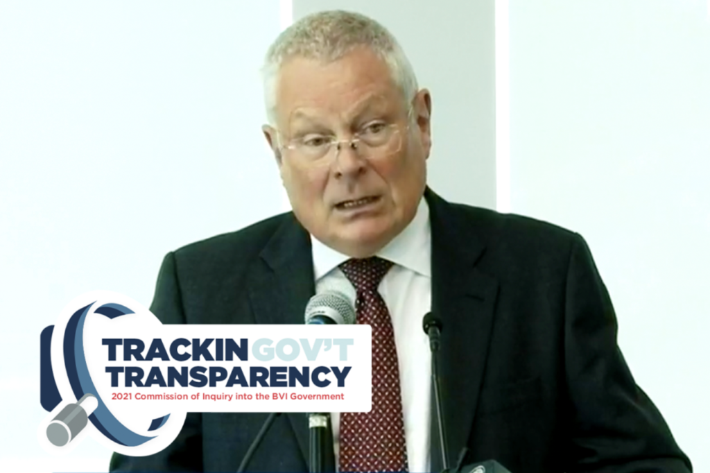 Details of COI hearings should not be publicised, Sir Gary warns