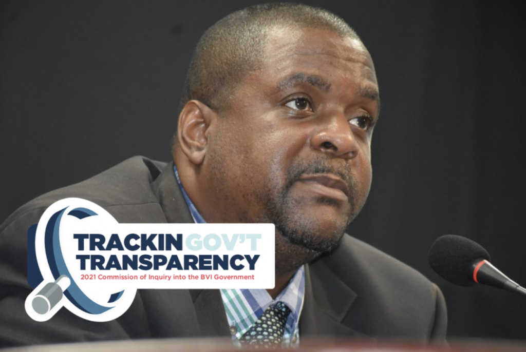 Not giving notice about COI placed BVI economy, families at risk