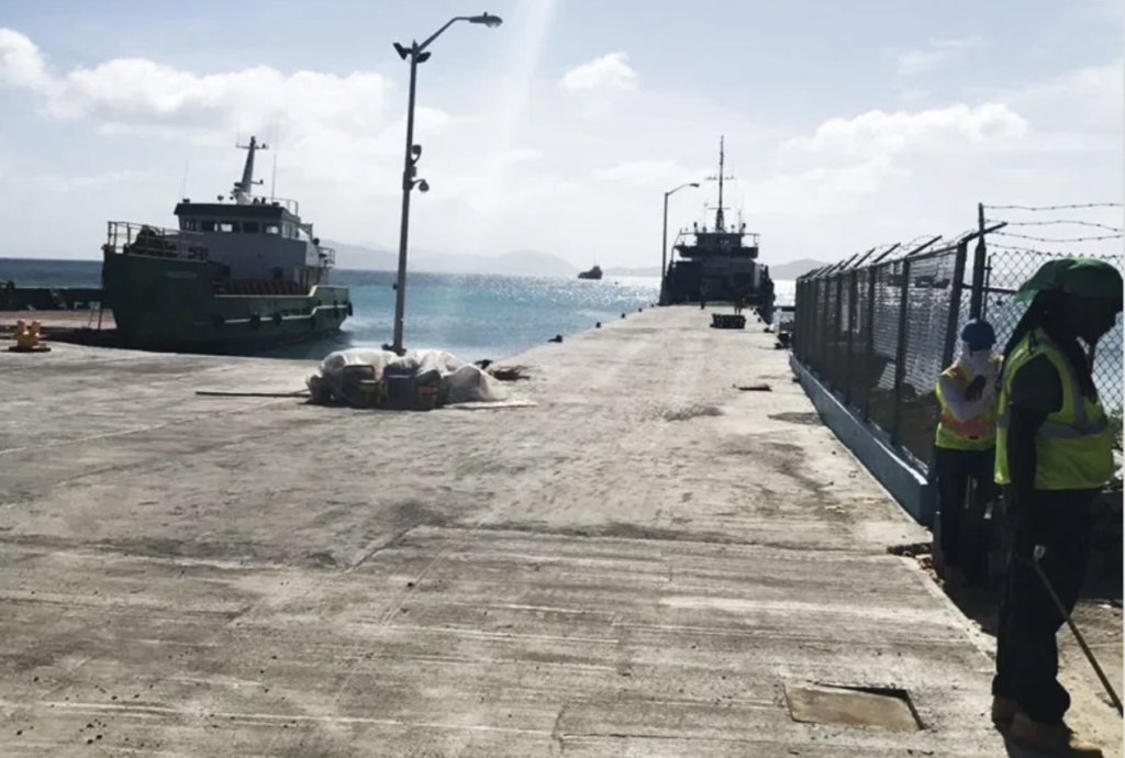 Three additional seaports reopen for fully-vaccinated int'l traffic