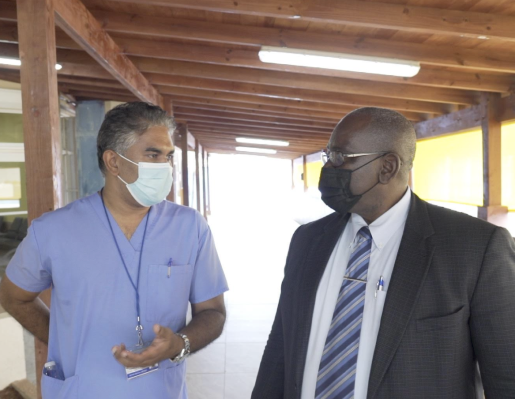 Rapid COVID tests start at major ports of entry locally