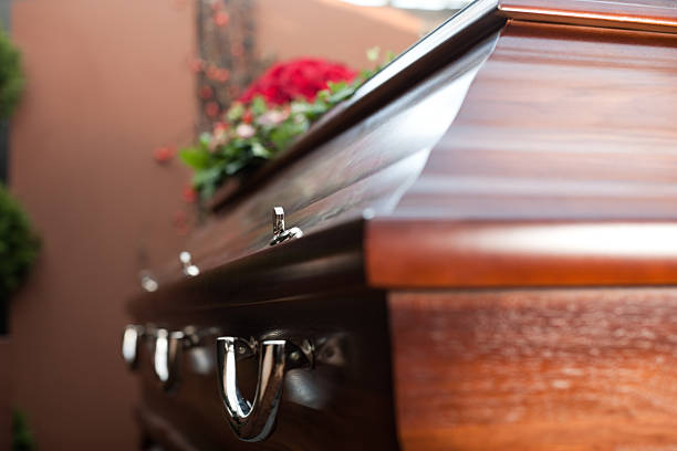 Burial Protocols: Only immediate family allowed during viewing