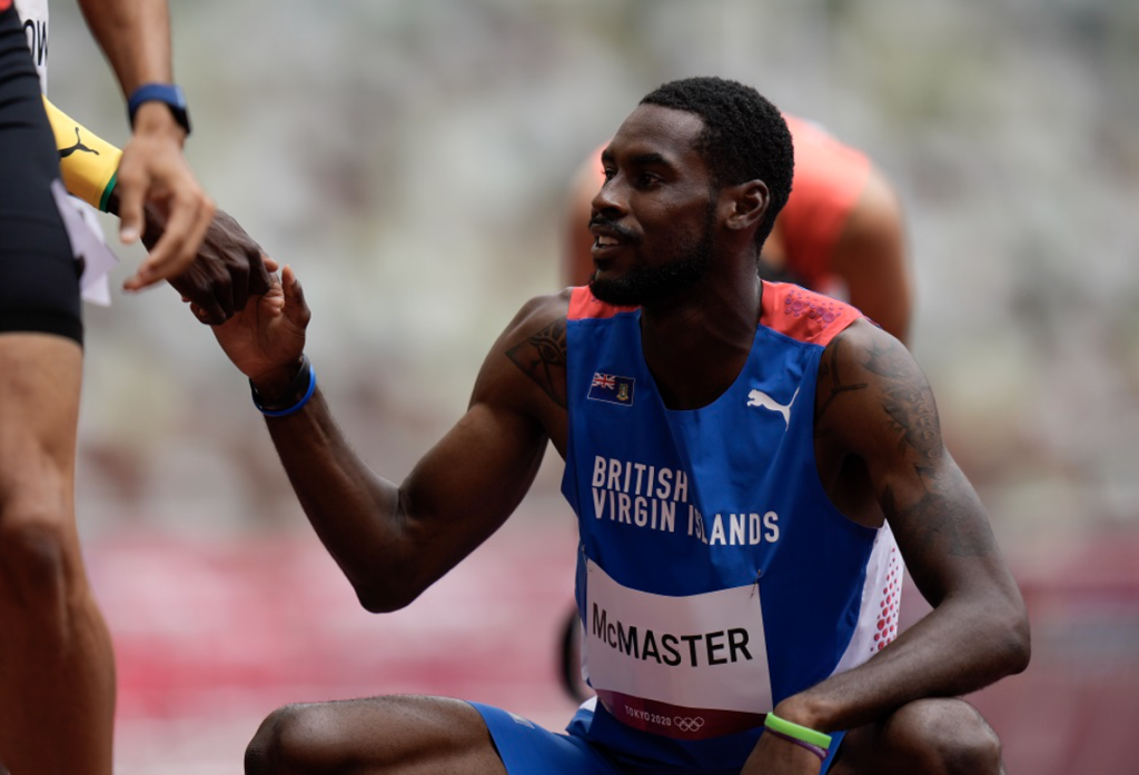 McMaster now the 8th fastest 400m hurdler of all time