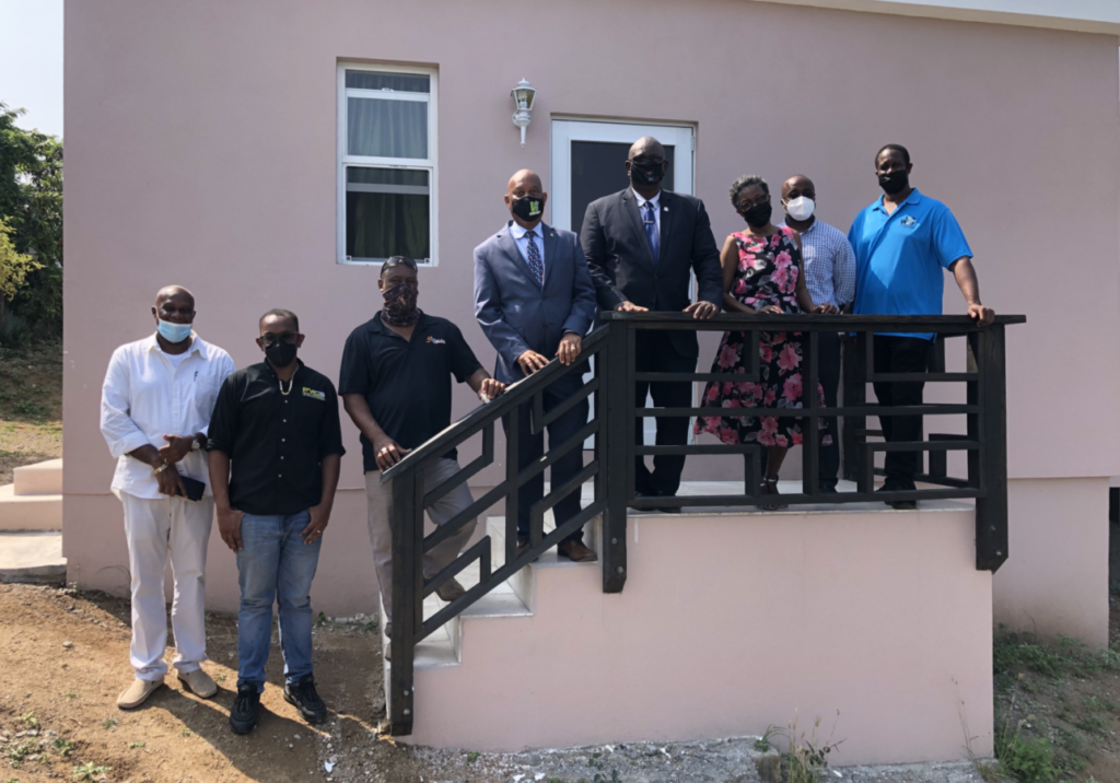 VG resident gets new home under housing recovery initiative
